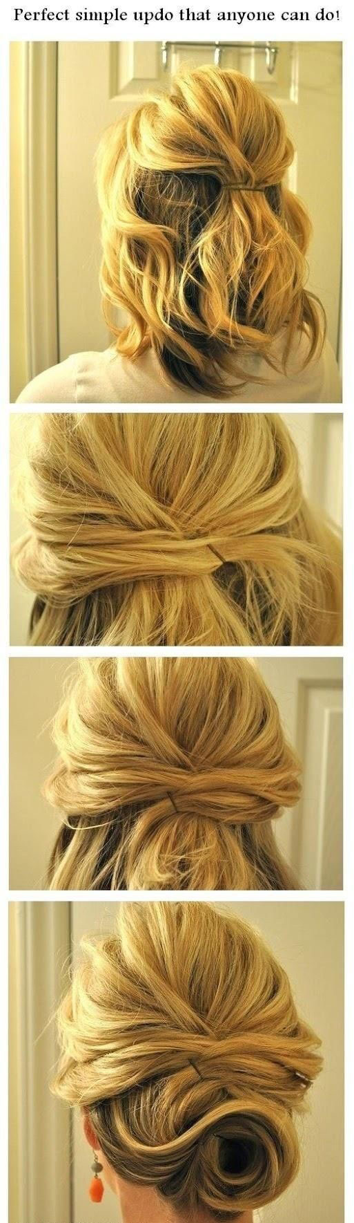 10+ Shoulder Length Hairstyle Tutorials  The Hairstyle Mag