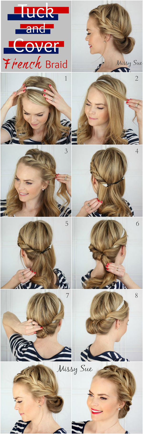50 Diy Tutorials For Long Hairstyles The Hairstyle Mag